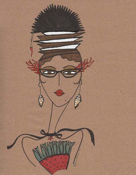 capri girls by rebecca moses