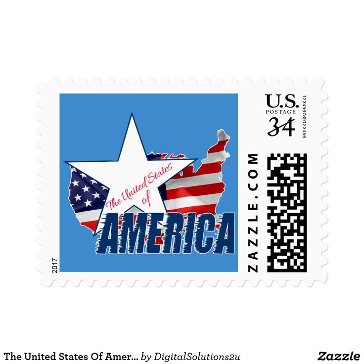 The United States Of America Postage
