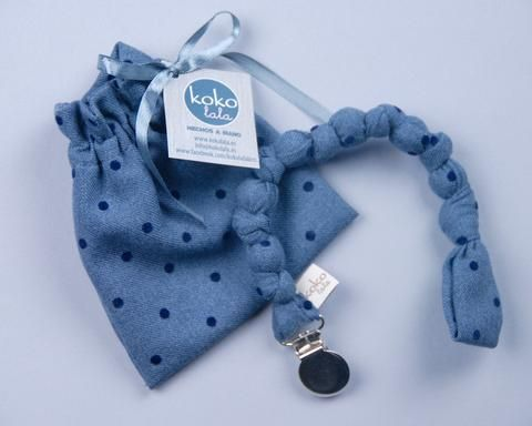 Fabric Ball Soother Holder
