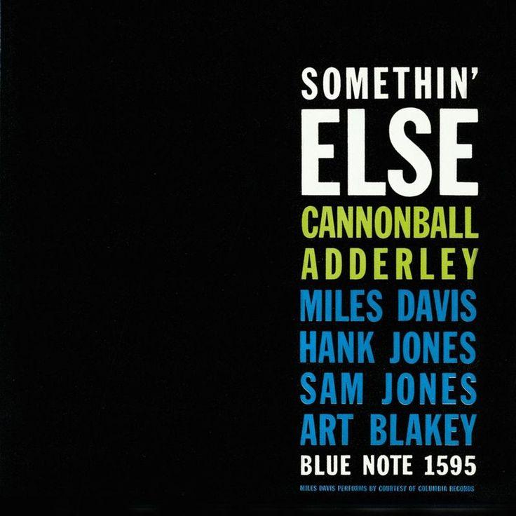 Love For Sale by Cannonball Adderley - Somethin' Else (Rudy Van Gelder Edition)