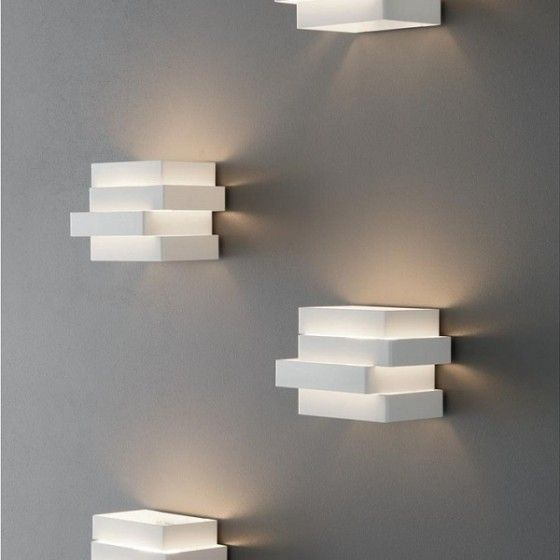 Escape cube wall sconce by karboxx