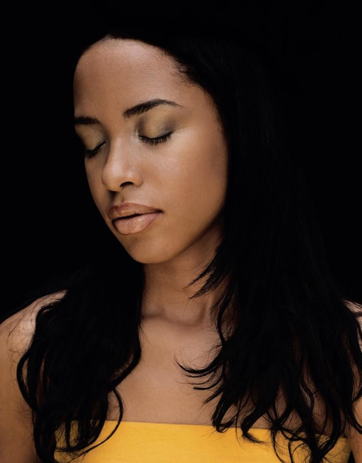 """Aaliyah (born Aaliyah Dana Haughton), recording artist, dancer, actress and model. With album sales around 30 million worldwide, she is credited for helping redefine R+B and hip hop in the 1990s, earning the nickname the """"Princess of R+B"""". She and 8 others were killed in an airplane crash in The Bahamas after filming the video for Rock the Boat; the pilot, was unlicensed and had traces of cocaine and alcohol in his system. R.I.P."""