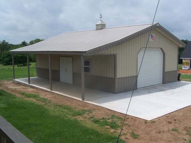 Amko Metal Buildings In Nw Arkansas Myrick Construction