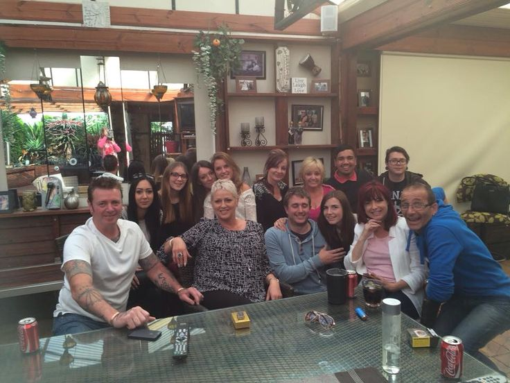 Love my second family! Have a safe flight Sophie xx. See you next year!