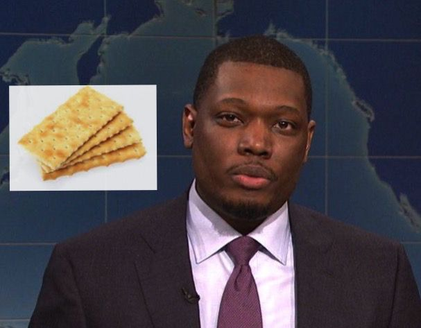 Trump Called CRACKER By SNL's Michael Che: No Kidding. Is That Not Racism?