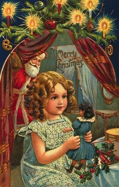 Carte ancienne de noel cartes enfants pinterest joyeux no l no l et no l - Cartes de noel anciennes ...