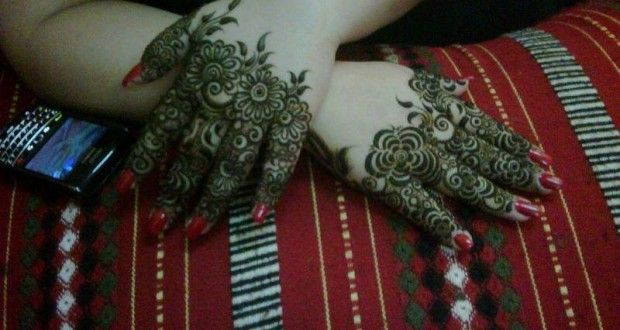 Latest Bridal Mehndi Designs for Hands 2013Mehndi Designs