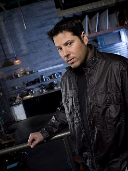 heroes tv show | Greg Grunberg as Matt Parkman on Heroes