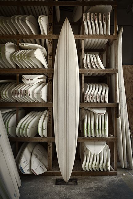 how to make a surfboard out of wood