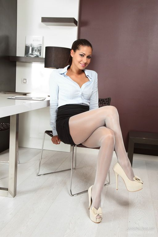 Tits for results for brunette mature in black pantyhose strumpfhose nasse