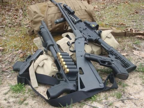 Best Survival Guns: Handguns, shotguns and rifles for the survivalist...  What makes a good survival gun? Well, there's no one perfect survival gun, because each life-or-death situation is different. But at the very least, it should ....