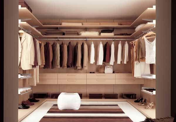 47 Extraordinary walk in closet design ideas