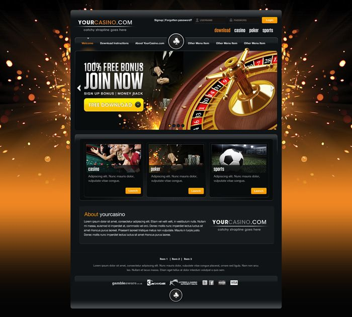 web design casino - Google 搜尋
