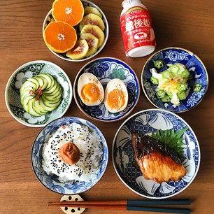 #朝ごはん Instagram photos   Websta (Webstagram)