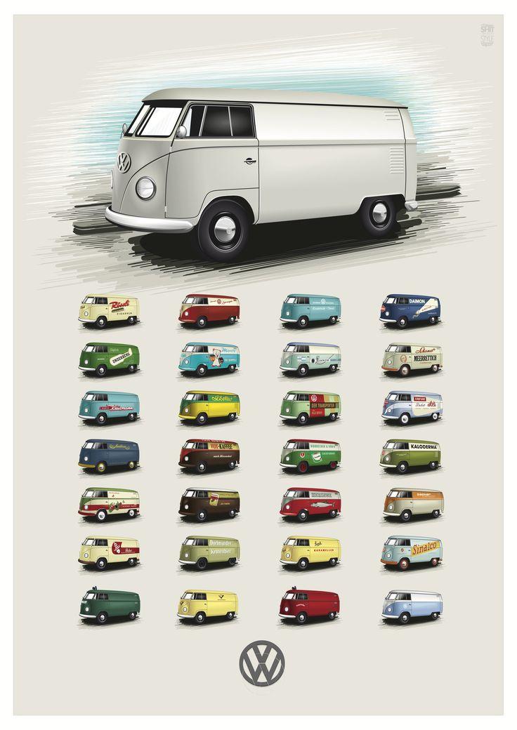 t1 bully volkswagen vector by depot-hdm.deviantart.com on @deviantART
