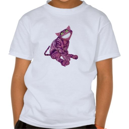 "Pink Cheshire Cat Grinning T Shirt - Kids Clothing, fashion for children, hoodies, tees, cute, ""Cheshire Cat"" Wonderland ""Cheshire Cat Smile"" ""Surreal Cat"" Surrealism ""Cheshire Cat Grinning"" ""grinning cheshire cat"" ""Pink Cheshire Cat"" ""Alice Cheshire Cat"" ""Alice in Wonderland"" ""Alice in Wonderland Cat"" ""Pink Cat"" ""Smiling Cat"" ""Happy Cat"" ""unusual cat"" ""grinning cat"" ""Cheshire Cat art"" ""Cheshire Cat T-Shirt"" zazzle"