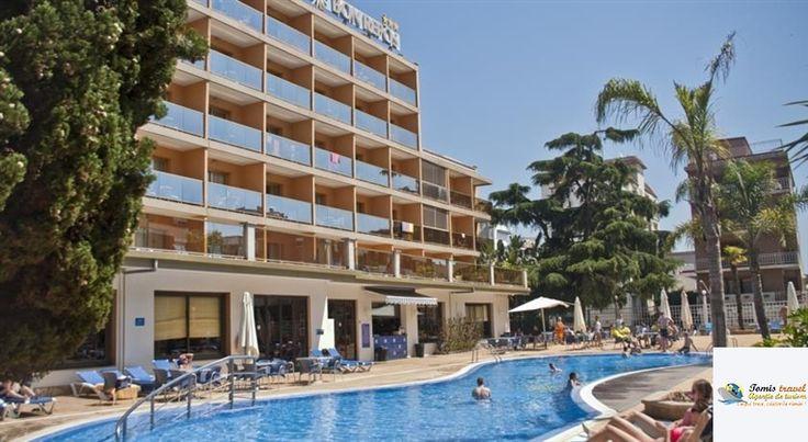 Hotel Bon Repos, #Calella, #Spania
