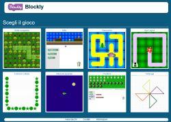 Software Didattico Gratuito scaricare Blockly