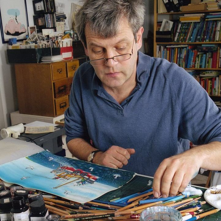 Axel Scheffler: the Gruffalo wouldn't exist without UK in EU