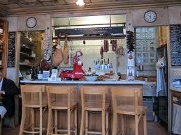 La Cremerie: een plek om even uit te blazen, met een goed glas wijn en zoals je ziet op de foto, Plat du charcuterie ..      Adres: 9 Rue des 4 Vents, 75006 Paris, Frankrijk  Telefoon:+33 1 43 54 99 30  Openingstijden: 10:30–22:00  Halte/station: Odéon
