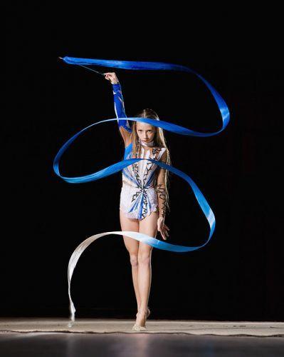 rhythmic gymnastics / Flickr - Photo Sharing!