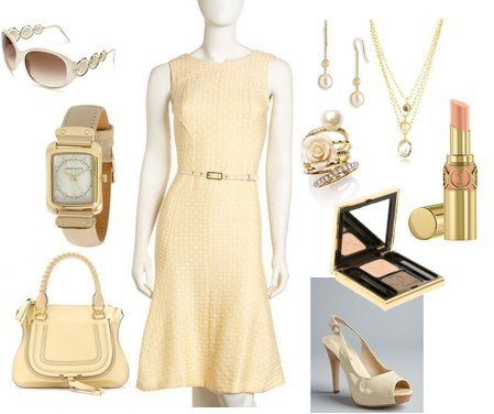 toned spring, Light Yellow