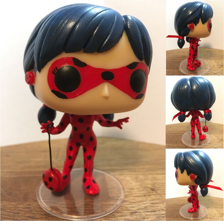 Image result for miraculous ladybug funko pop