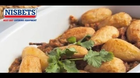 Indian Chef Cyrus Todiwala Perpares & Cooks  Lamb Curry, With Pilau Rice Rice -- Watch Staff Canteen create this delicious recipe at http://myrecipepicks.com/28232/StaffCanteen/indian-chef-cyrus-todiwala-perpares-cooks-lamb-curry-with-pilau-rice-rice/