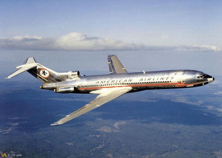 AA B 727 AstroJet