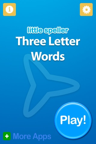 Little Speller - Three Letter Words LITE - Free Educational Game for Kids  ($0.00) Little Speller is an exciting interactive game that helps your child rapidly learn to read, write, and spell words all with just the touch of their finger. The interface is so easy to use that even a 9 month old baby will delight in moving their first letters around the page. Ideal for ages 0 to 6.  * Add your own voice * Add your own items * Learn by sight, sound, and touch * Add new letters