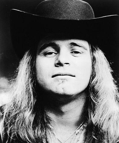 "Ronnie Van Zant ~ Lead Singer of ""Lynyrd Skynyrd"" - He was born in Jacksonville, Florida. RIP 1948 - 1977"