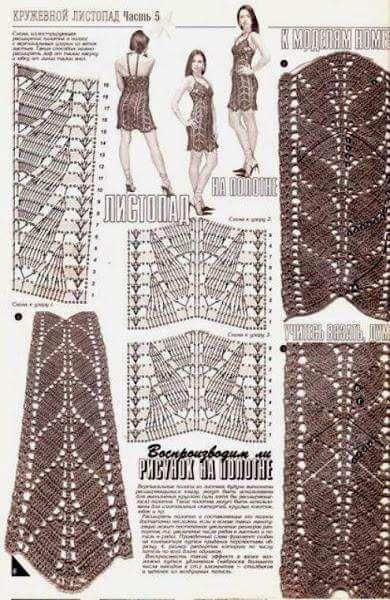 By Mariza Crochet Designer: Saia Longa Crochet Ana Maria Braga.