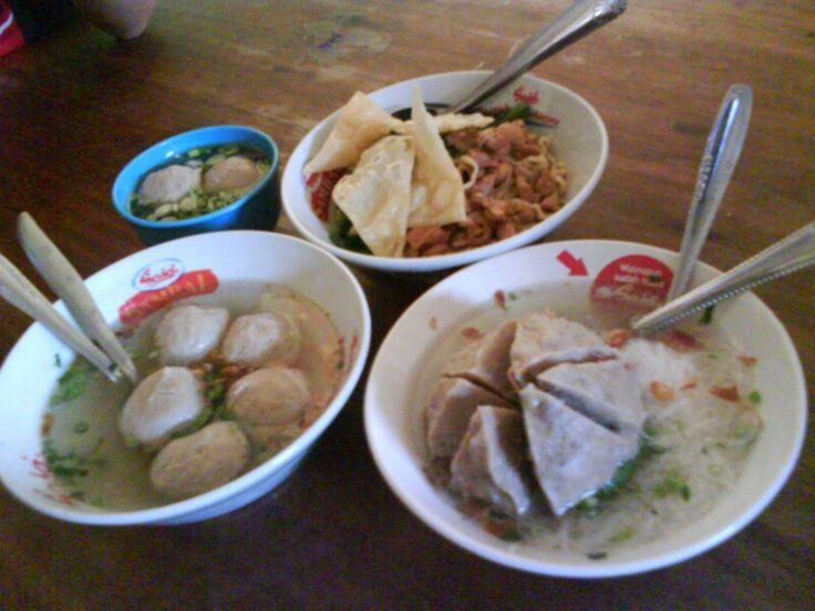 "Bakso or meet ball ""indonesia n food"""