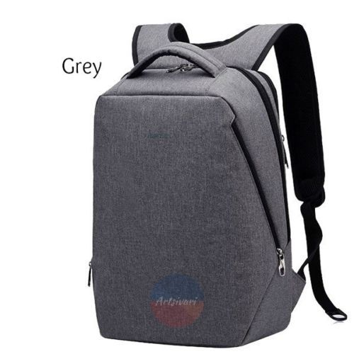 """Stylish 14"""" or 17"""" Laptop Business Computer Backpack Travel Waterproof Nylon Bag…"""