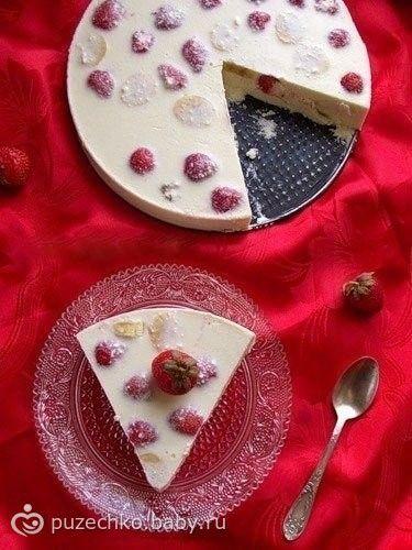 Творожно-фруктовый десерт (вкусно и легко) (с отчетом)