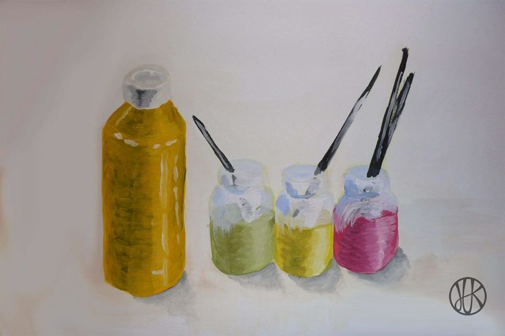 Painting still life #paint #painting #color #stilllife
