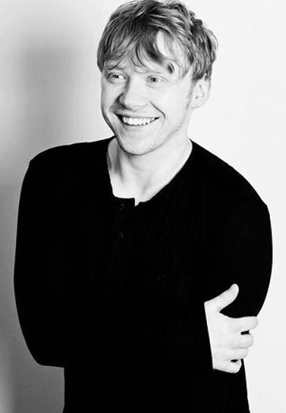 Rupert Grint. Because, hello, gorgeous.