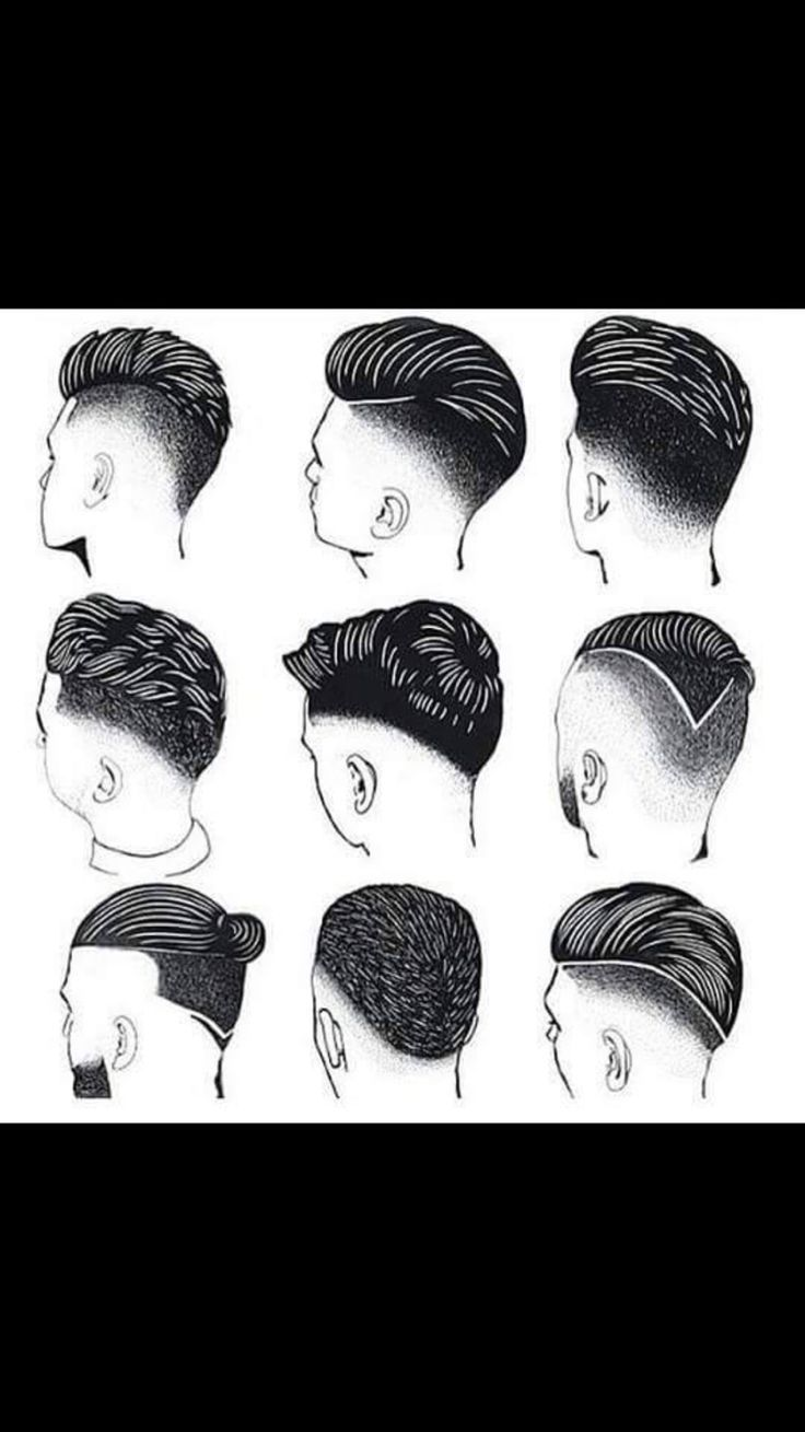 Men's Hairstyles: Trending Fades and Haircuts 2016...