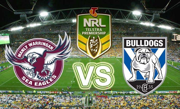 Manly-Warringah Sea Eagles vs Canterbury-Bankstown Bulldogs