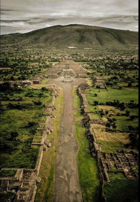 Teotihuacán México