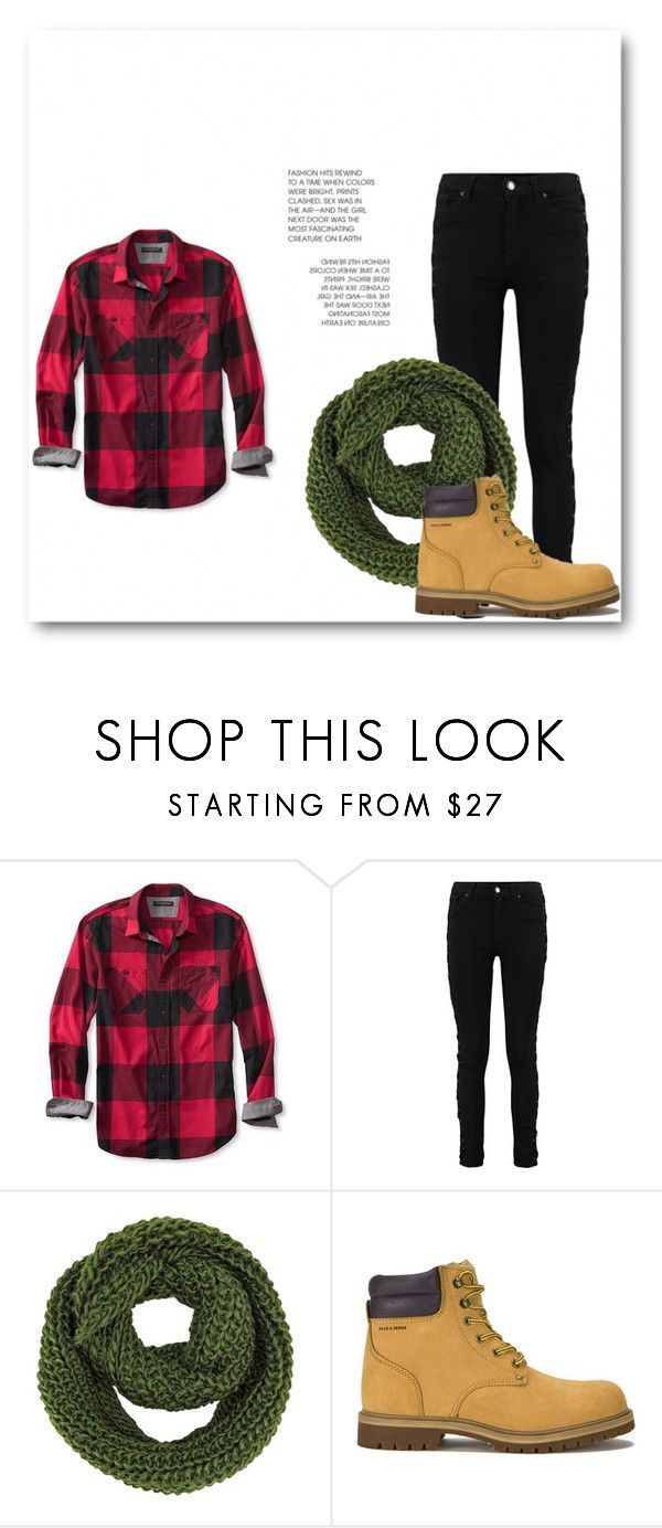 """boy new year"" by baby-jam on Polyvore featuring мода, Banana Republic и Jack & Jones"