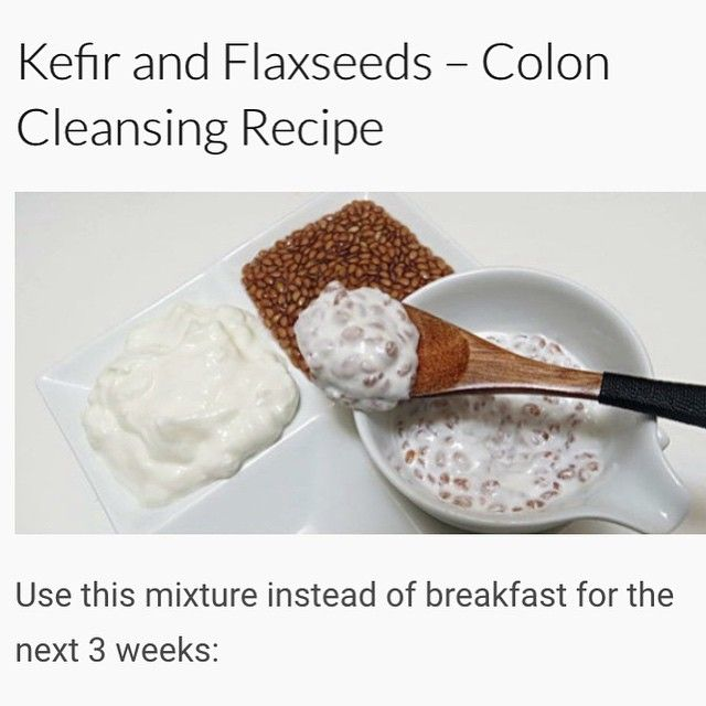 """As I'm all about feeling FRESH I wanted to share this interesting colon cleanse I stumbled upon which is totally ayurvedic! ""Complete colon cleansing is very important for your body. But, you should also look out for the full preservation of the intestinal microflora. Therefore, get flaxseed flour and consume 1-3 tablespoons daily. With entrance of flaxseed flour in your organism, you will not only cleanse your intestines, but will normalize your weight and will burn excess fat. Flax seeds…"