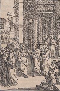 [Christ among figures] | Sanders of Oxford