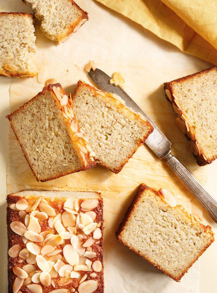 Recette de Ricardo de pain aux bananes et aux amandes (sans gluten)