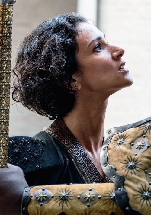 Ellaria Sand S5.... well, I have the hair for this now...