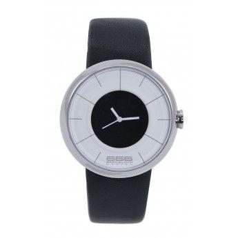 Reloj 666Barcelona Waves con la combinación de moda: Blanco y Negro http://www.tutunca.es/reloj-666-barcelona-waves-blanco-y-negro