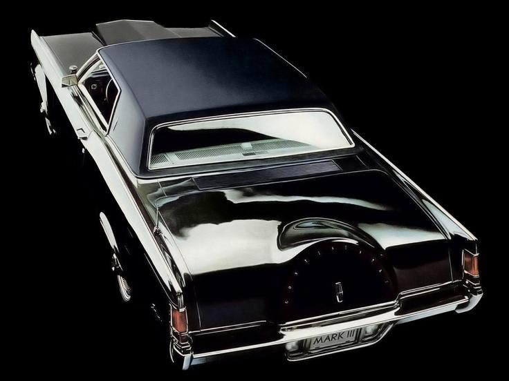 1968 Lincoln Continental Mark lll