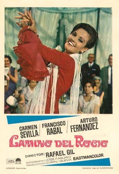 Camino del Rocio (1966) de Rafael Gil - tt0060205