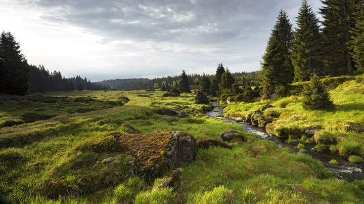 Bohemian Switzerland National Park, Czech Republic   See the Czech Republic on foot – the most beautiful areas and ...