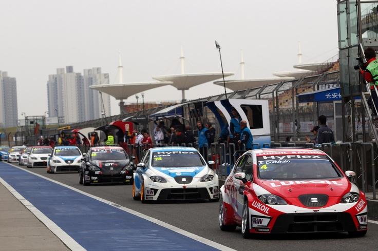 SEAT Sport's customers cars